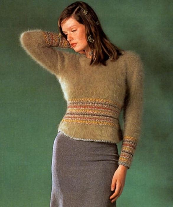 Фантазийный Пуловер Доставка