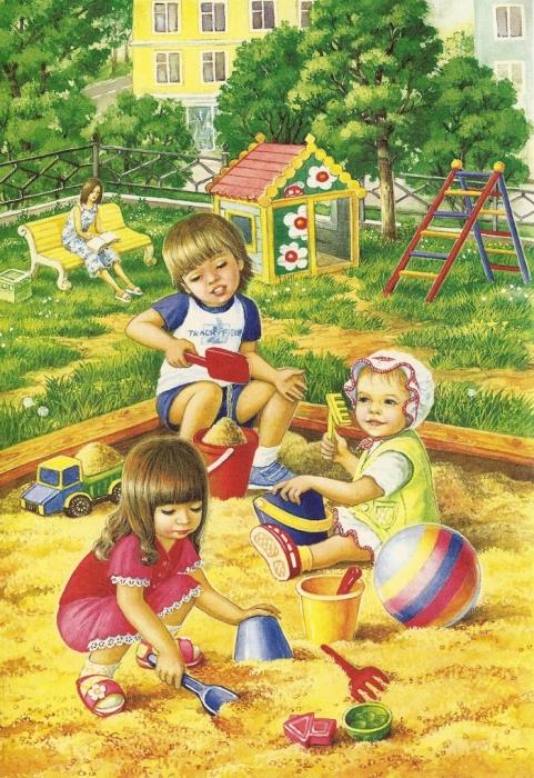 Картинки про лето для оформления