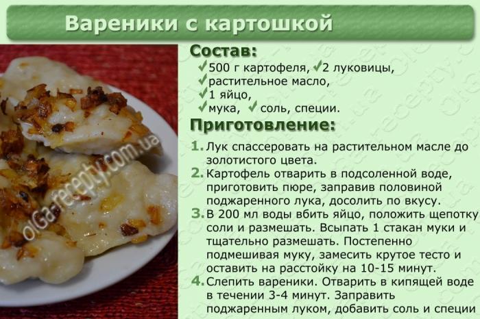 Рецепт з фото пошагово