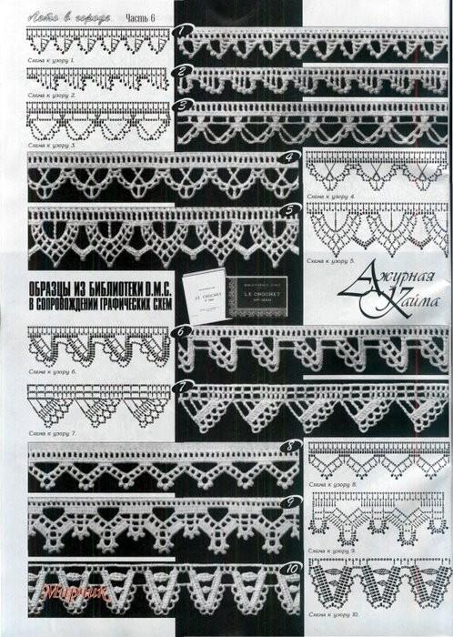 Схемы взяты из журнала Дуплет