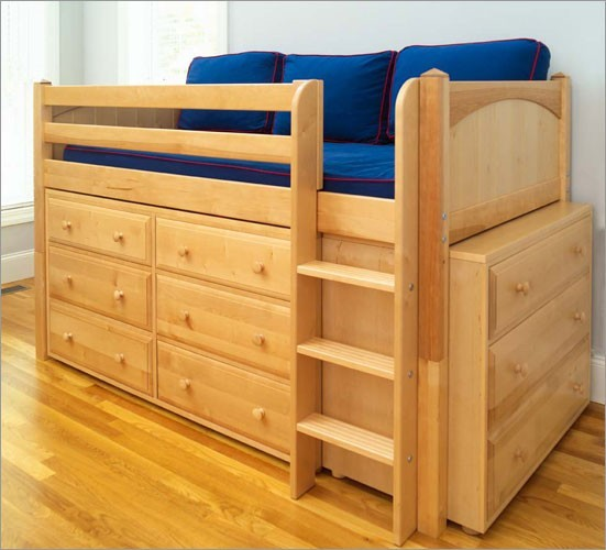 Кровати двух ярусные детские