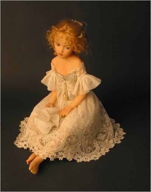 Куклы своими руками под старину