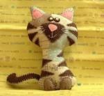 Это фото находится еще в архивах: выкройка одежда для кошки.