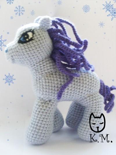 Метки: вязаная лошадка пони.