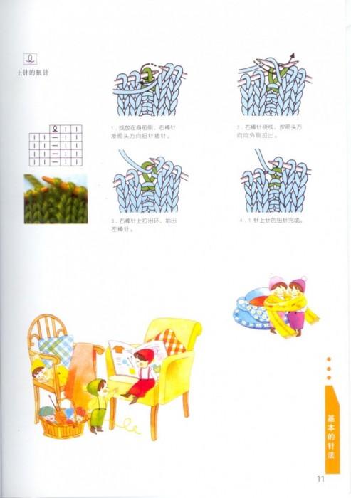 Как читать схемы в японских журналах 2211439_p11
