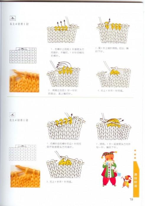 Как читать схемы в японских журналах 2211447_p19
