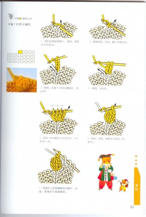 Как читать схемы в японских журналах 2211461_p33
