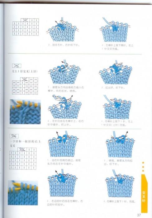 Как читать схемы в японских журналах 2211465_p37