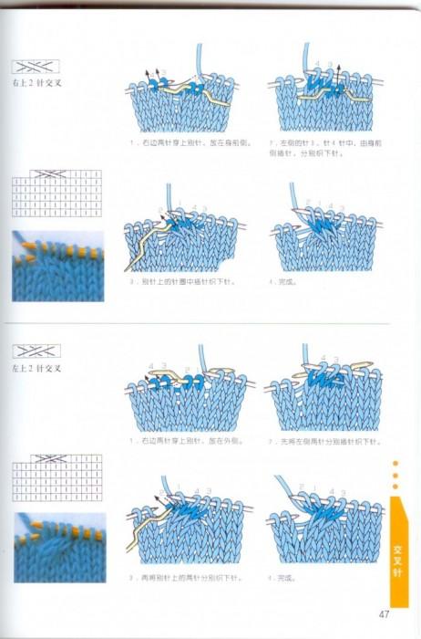 Как читать схемы в японских журналах 2211475_p47