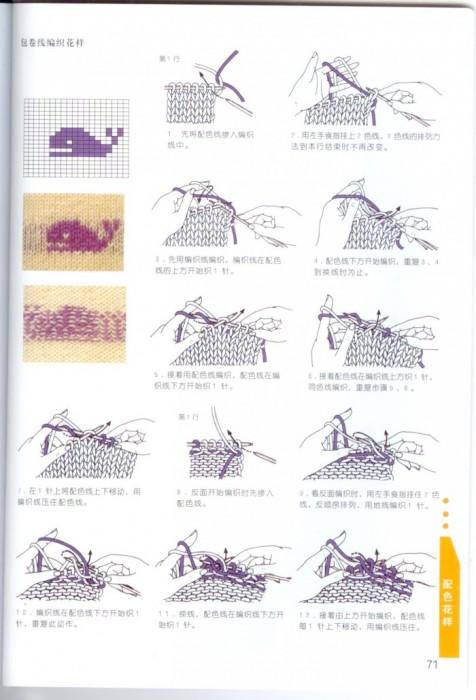 Как читать схемы в японских журналах 2211499_p71