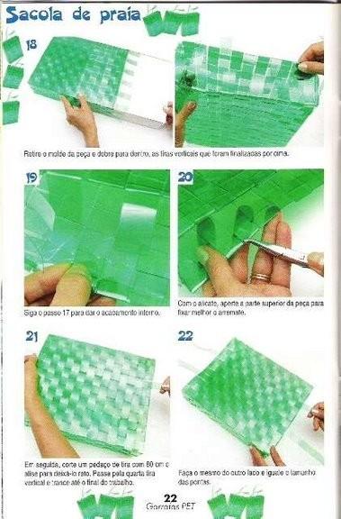 Как сделать коробочку из пластиковой бутылки своими руками 79