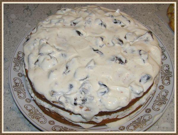 Торт « СИБИРЯК »