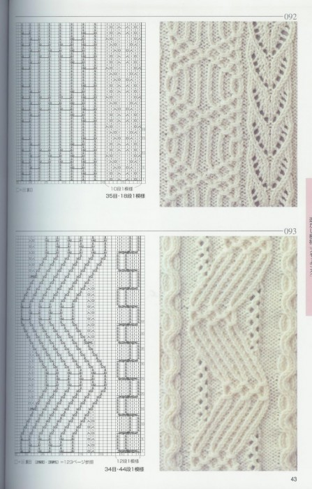 beautiful patterns knitting make handmade, crochet, craft