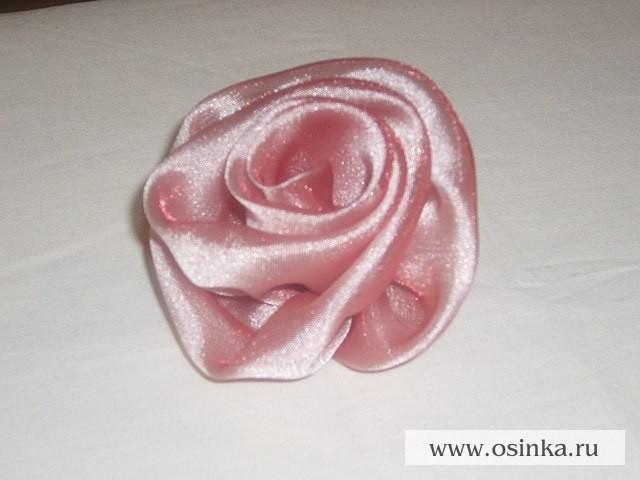 Мягкий розарий-розы из ткани.  Часть 12.