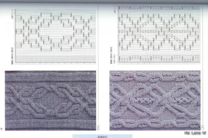 свой цитатник или сообщество!  Красивые араны для вязания.
