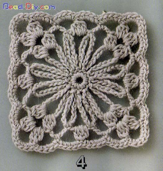 单元花型图解(1) - 柳芯飘雪 - 柳芯飘雪的博客