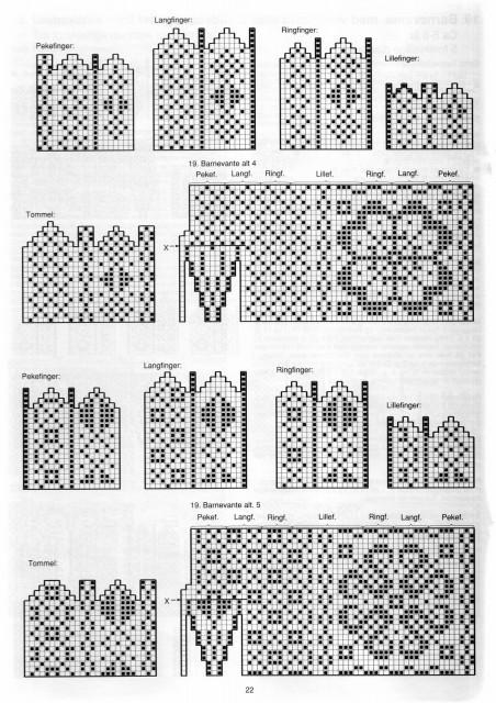...схемы узоров вязания крючком и узоры спицами ажурные с