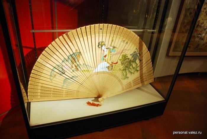 Музей культуры соседних народов, это, видимо, китай