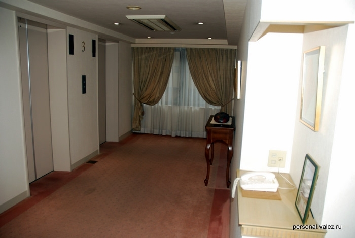 Отель Harvest in Yonago, выписываемся и уезжаем