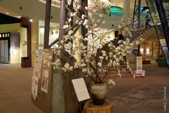 Это видимо цветение грушевого дерева, почти как сакура