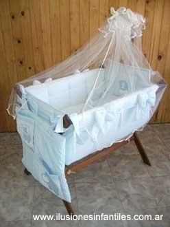 Как украсить кроватку новорожденного своими руками фото