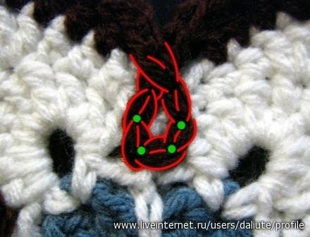 单元花系列--1-(燕窝编织) - 燕窝 - 燕窝编织