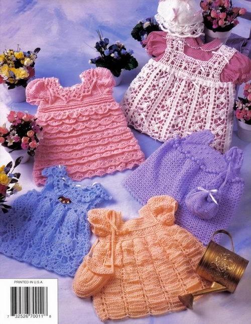 Вязание вещи для самых маленьких