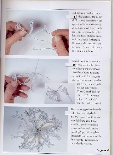 Хризантема схема бисер отдых фото 3