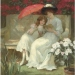 George Sheridan Knowles. The Red Parasol