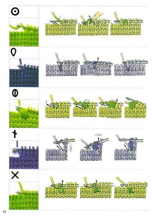 Учебник по вязанию крючком и спицами в картинках 2438935_56