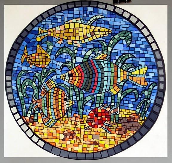 Мозаика 14754