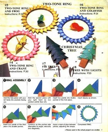 Модульное Оригами Схемы Сборки Для Начинающих на WebInfo.