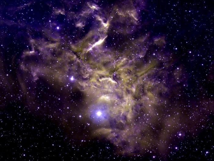 Звезда из созвездия Возничего