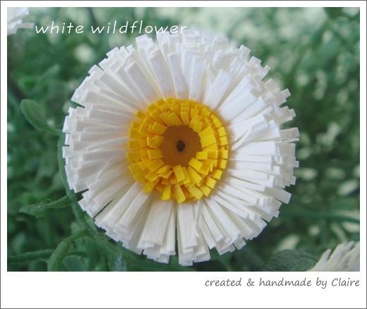 Как сделать белый цветок из бумаги своими руками ромашка