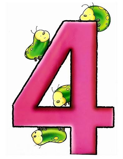 Цифры пять своими руками