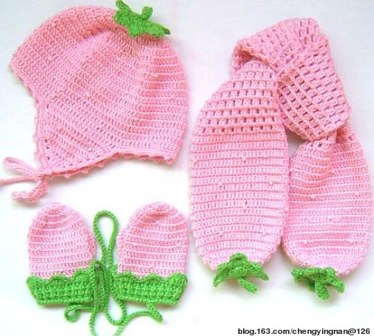 Knitting Patterns For Scarves And Mittens : cute hat, scarves, mittens knitting and crochet for baby make handmade, cro...