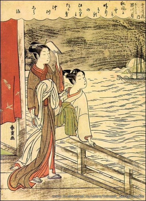 Harushige, Suzuki (Japanese, 1747-1818)