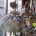 кукла... обалденнейшая... стоит на шахматной доске... качество фото конечно пострадало((