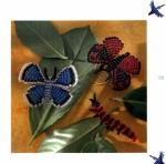 Схема плетения из бисера насекомые Сентябрь 27, 2012.