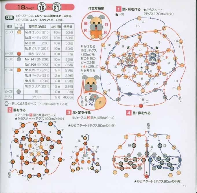 Своими руками! поделки из бисера схемы для начинающих брелки - ЭЛЕКТРОННЫЕ СХЕМЫ.