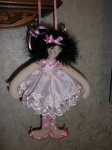 куколка-балерина