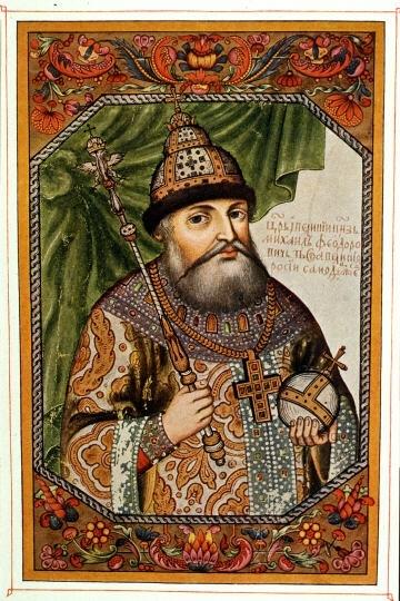 14 (27) марта московское посольство, сопровождаемое крестным ходом, пришло в Ипатьевский монастырь уведомить юного...