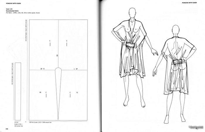 Эскизы Одежды Для Полных
