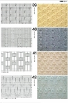 1000 новых !!! рисунков вязания-часть 1. 1 часть узоров вязания.  Размещено с помощью приложения.  Я - фотограф.