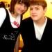 С подругой:)