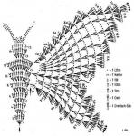 Насобирала схем бабочек, может кому понадобится?