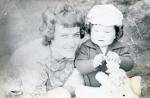 Мама и я. (1 год)