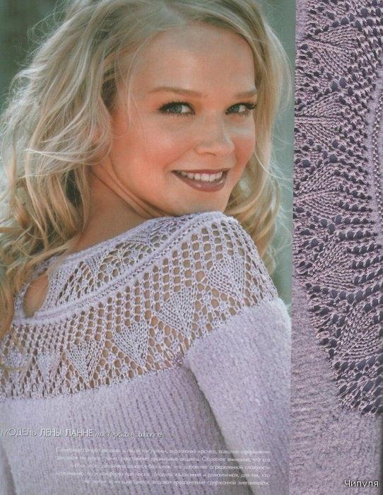 Вязание на спицах Knitting.  СТИЛИ.  СЕЗОНЫ.  СПИЦЫ: техники и узоры.