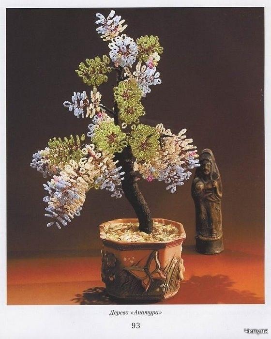 деревья из крупного бисера фото - Всемирная схемотехника.