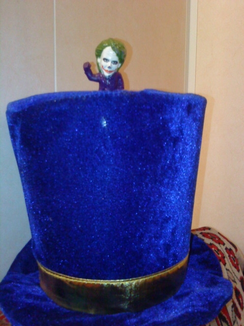 Joker-6 и чудо шляпа